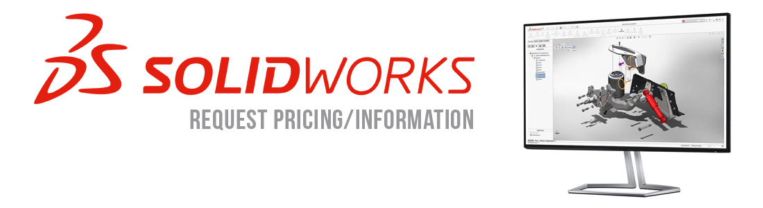 Request For SOLIDWORKS PricingInformation Banner